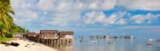 海边旅游休闲美景图片