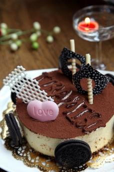西餐 蛋糕图片