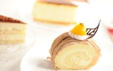 栗子蛋糕图片
