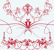 装饰花纹笔刷免费下载