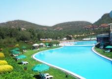 康年泳池图片