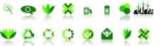 绿色图标图片