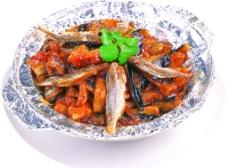 咸鱼茄子煲图片