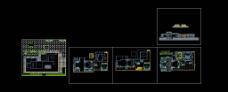 影剧院CAD全图图片