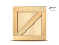木箱子 立体分层图片