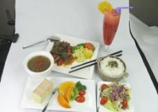 台式红烧牛腩饭图片