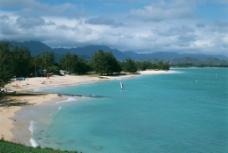 夏威夷风光图片