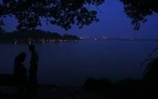 苏堤 西湖图片