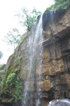 河南云台山瀑布美景图片