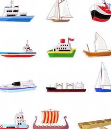 航海图标图片