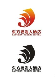 东方粤海酒店标志图片