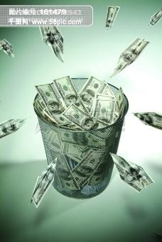 日用品 闹钟 金融 钱 回收 物品