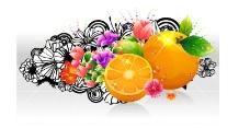 花纹 水果图片