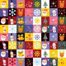 圣誕各式圖案