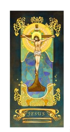 上帝十字架图片