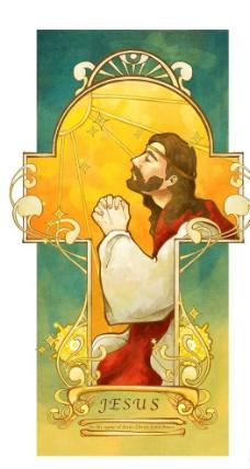 上帝基督教图片