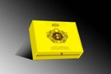 蜂蜜礼盒 蜂蜜包装(平面图)图片