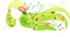 花草绿植背景图片