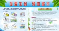 防溺水宣传栏图片