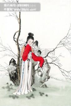 国画仙女 仙女43