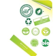环保素材背景图片