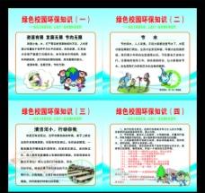 校园环保知识图片
