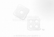 水珠水滴 骰子图片