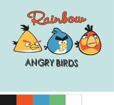 愤怒小鸟图片