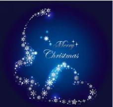 梦幻光影圣诞节图片