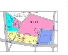 銀川市金南社區平面圖圖片