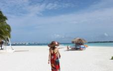 马尔代夫 海边 风光图片