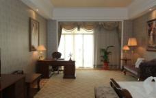 豪华酒店套房图片