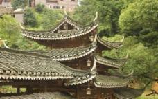 苗寨建筑图片