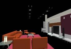 室内模型图片