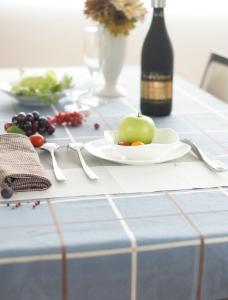 餐桌小影图片