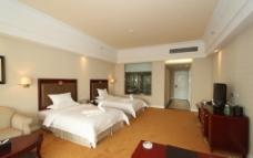 高档酒店卧室图片