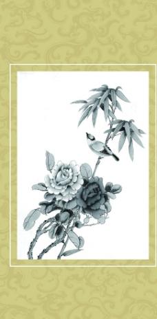 古典画卷图片免费下载,古典画卷设计素材大全,古典,-.