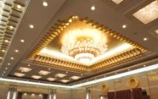 北京人民大会堂湖北厅图片