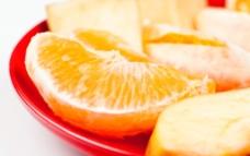 橘子苹果图片