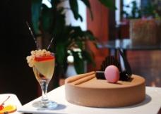 巧克力 慕斯蛋糕图片