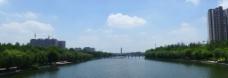 潍坊虞河景观图片