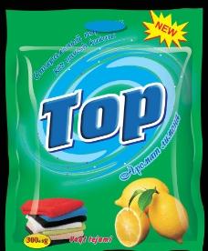 洗衣粉包装 (注平面图)图片