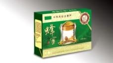 蜂蜜包装 (平面图)图片
