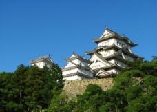 韩国古建筑图片