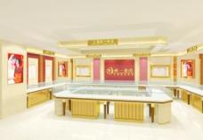 珠宝展厅图片