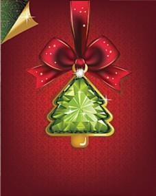 圣诞节节日海报矢量素材