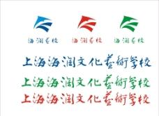 上海海阔文化艺术学校logo图片
