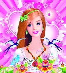 芭比公主图片