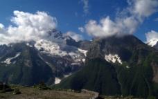 高原风景图片