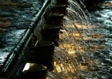 排水水池图片
